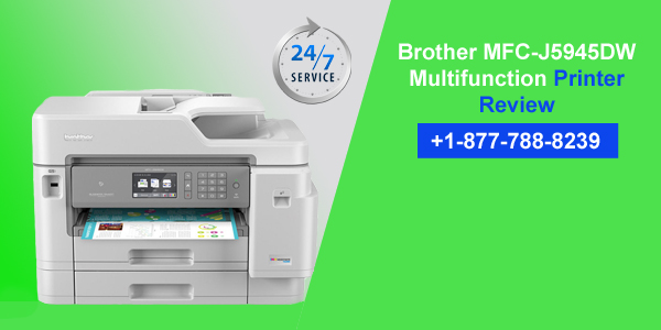 Brother MFC-J5945DW multifunction printer review